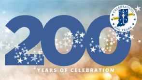 200 years of celebration