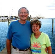 Alan and Carol Hurley