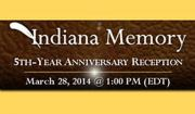 Indiana Memory Reception