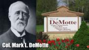 Photo of Col. Mark L. DeMotte