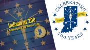 Celebrating 200 Years Bicentennial Logo