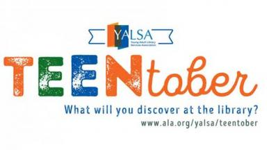 What will you discover at the library? www.ala.org/yalsa/teentober