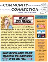 We have BIG NEWS!