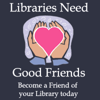 Become a Friend of Your Library today