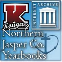 Northern Jasper County Yearbooks on the Internet Archive